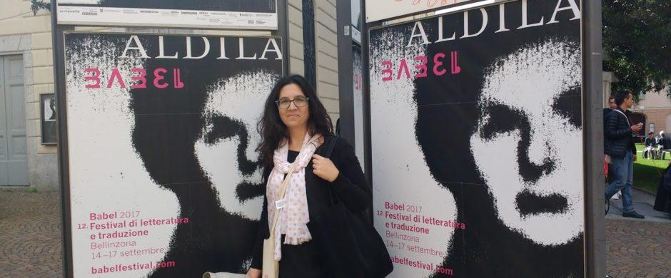 Lucila Cordone at Babel Festival (c) Lucila Cordone