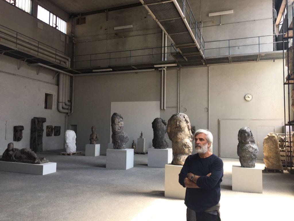 Santiago Bengolea at Gallery Felix Lehner (St. Gallen)