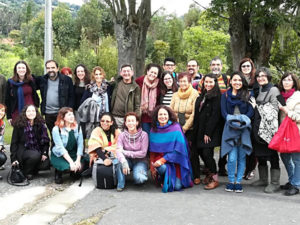 Group picture - Cantera de Traductores 2018 (c) AATI