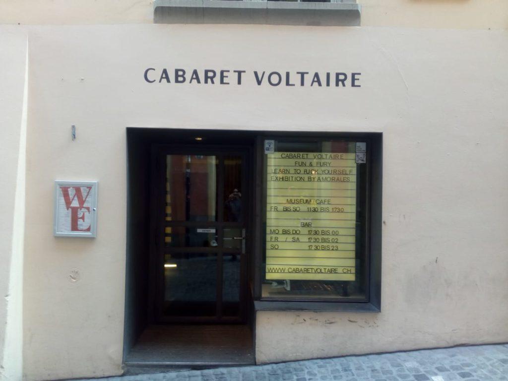 Cabaret Voltaire © Chico Dub