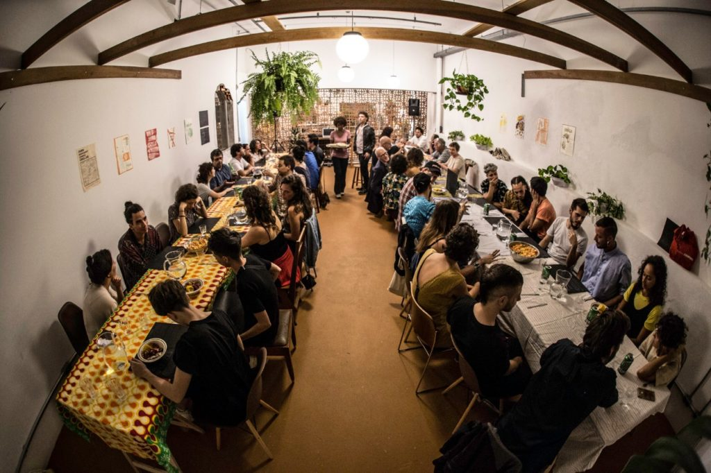 São Paulo Discussions, COINCIDENCIA © Pedro Napolitano