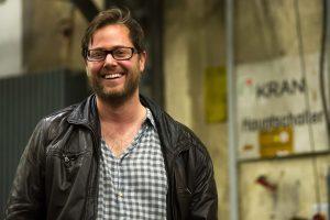 Director and Author Milo Rau © Thomas Müller