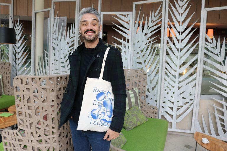 Frabrício Floro, dance programmer from Brazil ©COINCIDENCIA
