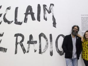 «Reclaim the Radio Residents» ©Radio LoRa