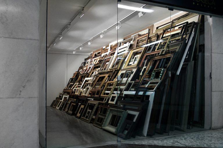 «Le petit musée - Sala 1», 2016 ©Ismael Monticelli