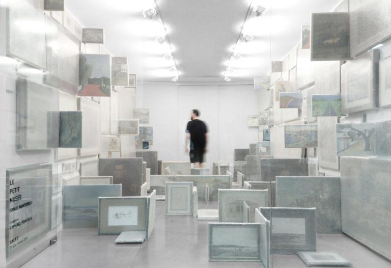 «Le petit musée - Sala 3», 2016 ©Ismael Monticelli