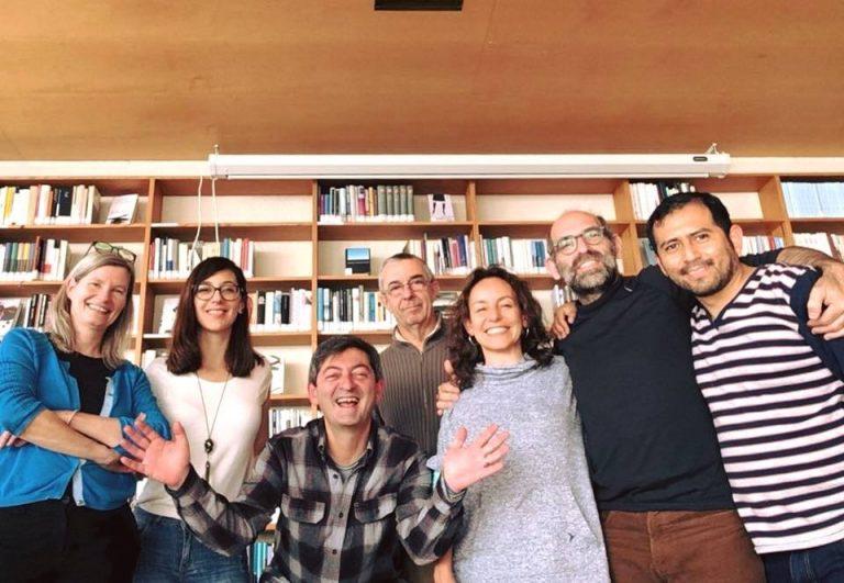 Looren America Latina Grant Holders at Looren in 2019 ©Looren
