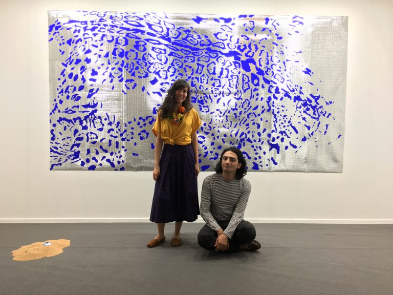 Colombian artist duo David Quiroga and Lina Mazenett ©David Quiroga, Lina Mazenett