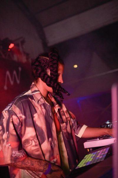 Bonaventure performing at Novas Frequencias Festival in Rio de Janeiro ©IHateFlash