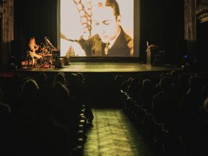 «Adventures of the silent film» IOIC Tour in South America ©IOIC
