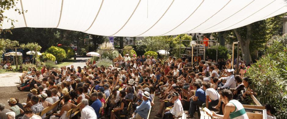 Festival d'Avignon © Christophe Raynaud de Lage