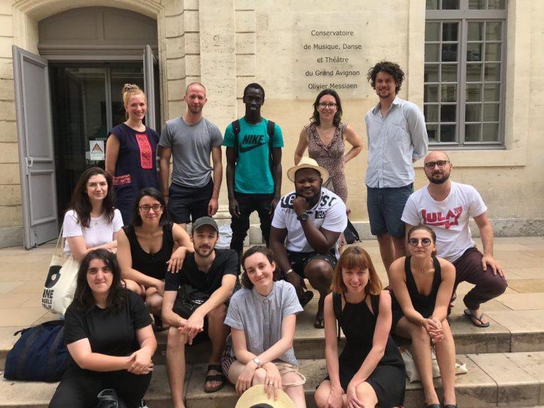 Participants of «Séminaire en Avignon» in 2019 ©COINCIDENCIA