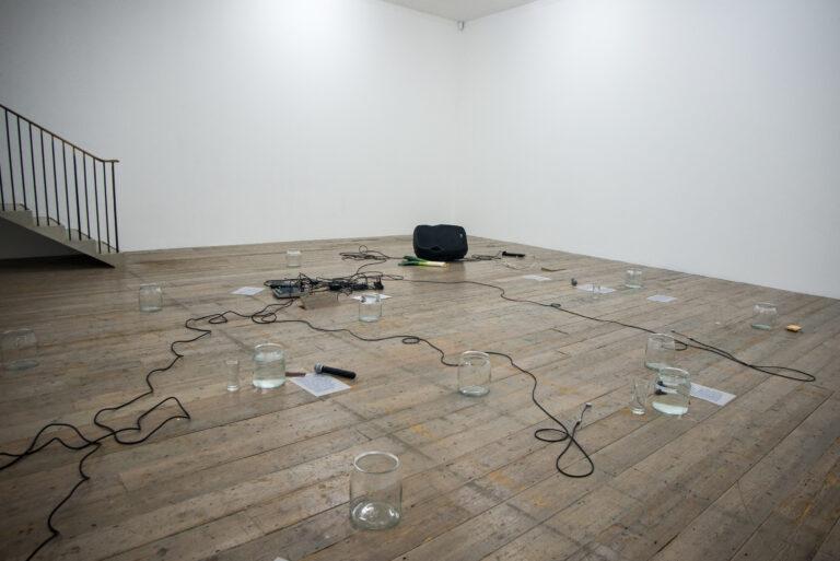 Nosotrxs, Cuerpos de Agua, Performance, Raven Row gallery. by Katarzyna Perlak