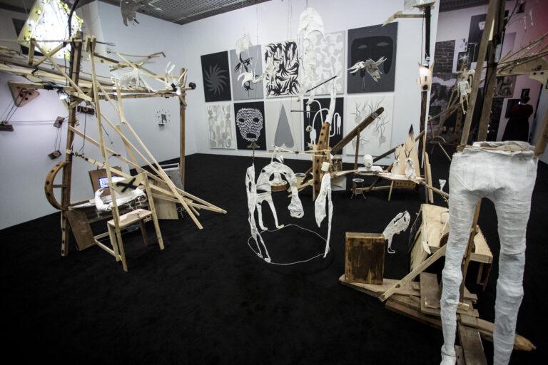 Exhibition View © Alexandre Nunis