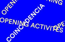 Opening Activities