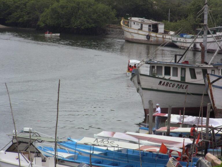 Golfo de Guayaquil, Ecuador © Prácticas de Periferia