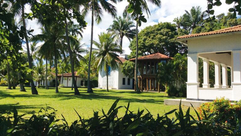 Vista Residência Sacatar © Fundação Sacatar