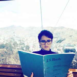© Ana María Fonseca Núñez in La Paz