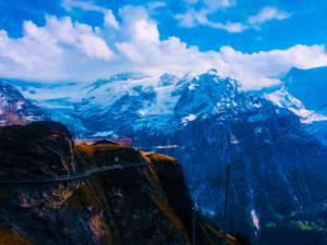 Swiss Alps © Ana María Fonseca