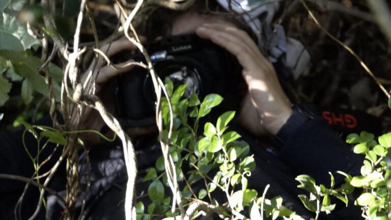 Video research at Comunidad de conservación Namuncai © Nina Willimann